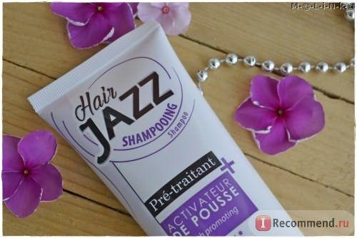 Шампунь HairJAZZ - claudebell.ru