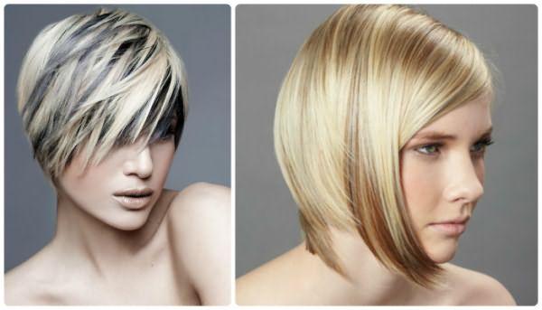 Мелирование коротких волос: фото 1