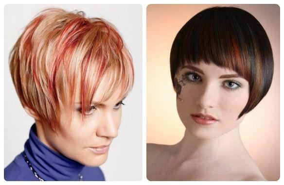 Мелирование на короткие волосы: фото 5