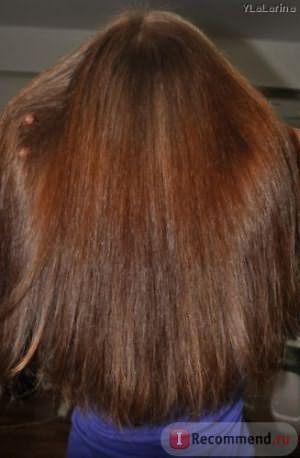 Филировка кончиков волос фото