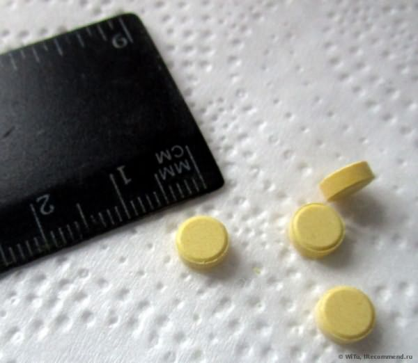 Витамины Валента Фармацевтика Фолиевая кислота фото