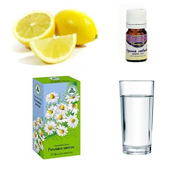 Limon i romashka