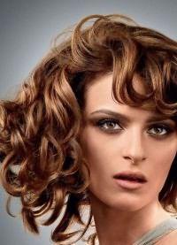 Как правильно накрутить короткие волосы 1