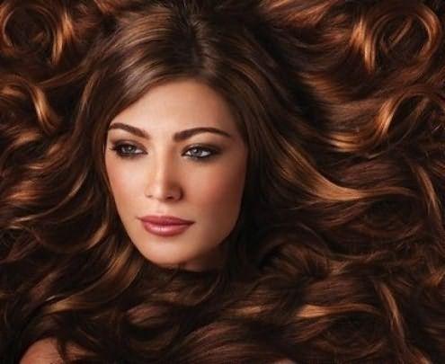 Оттеночные средства придают волосам яркость и блеск