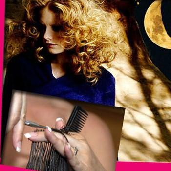 Если желаете быстро отрастить длинную косу, тогда подстригаться нужно, когда Луна находится в растущей фазе.