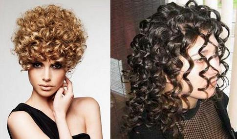 Качественная завивка сделает образ привлекательным без ущерба для волос!