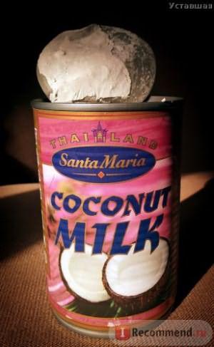 Кокосовое молоко Santa Maria Coconut Milk фото