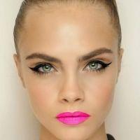 макияж для русых с зелеными глазами 1