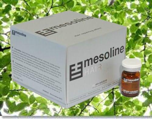Препарат «mesoline® РОСКОШНЫЕ ВОЛОСЫ» от MD Skin Solutions.