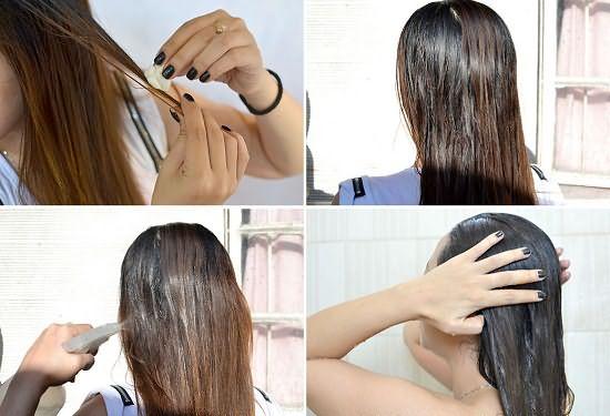 Как покрасить волосы из темного в светлый – правильное нанесение лимонного раствора