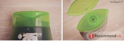 Зелёный шампунь Белита-Витэкс для объёма и густоты волос