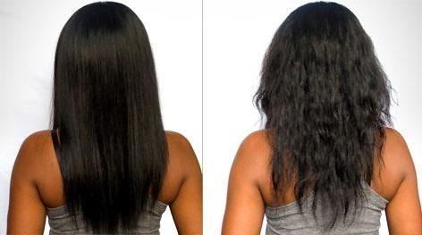 кератиновый шампунь для выпрямления волос