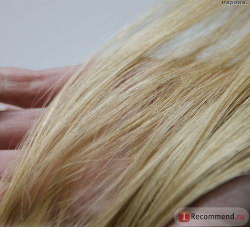 Шампунь-нейтрализатор желтизны Estel Prima Blonde Серебристый, для холодных оттенков блонд фото