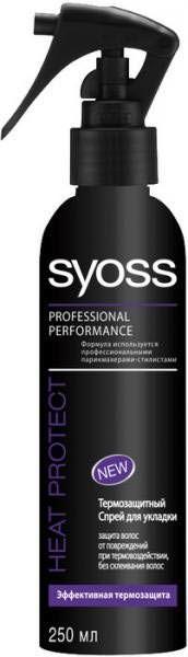 Обладательницы смешанного типа предпочитают укладочный спрей для защиты волос от утюжка.