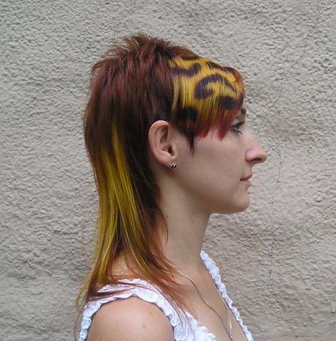 стрижка спереди коротко сзади длинные волосы фото