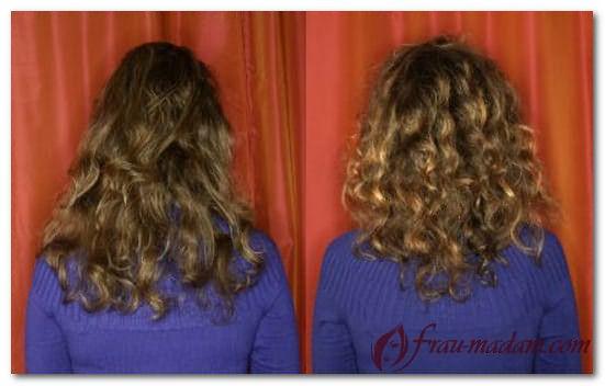 шампунь для вьющихся волос отзывы