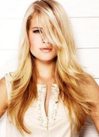 цвет жемчужный блонд 2