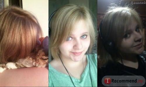 Волосы до заплетения