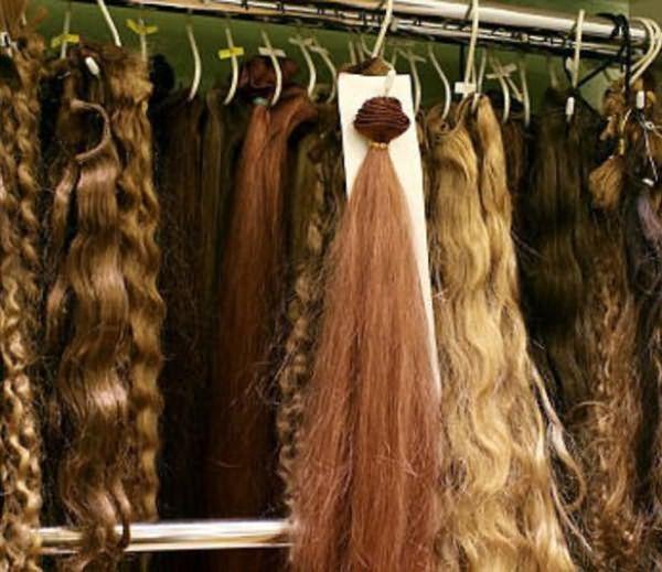 откуда волосы для наращивания