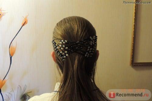 Аксессуары для волос Instyle Заколка Fix Price фото